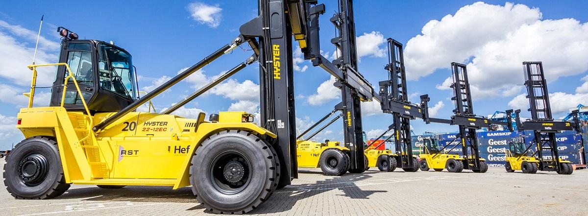 Prodaja polovnih viličara HYSTER Lift truck Beograd Srbija