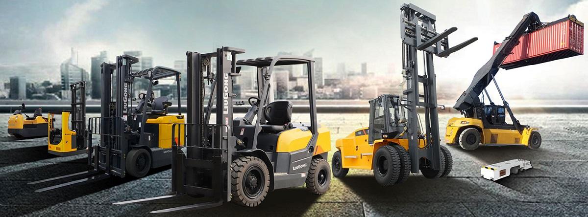 Prodaja polovnih viličara LiuGong Lift truck Beograd Srbija