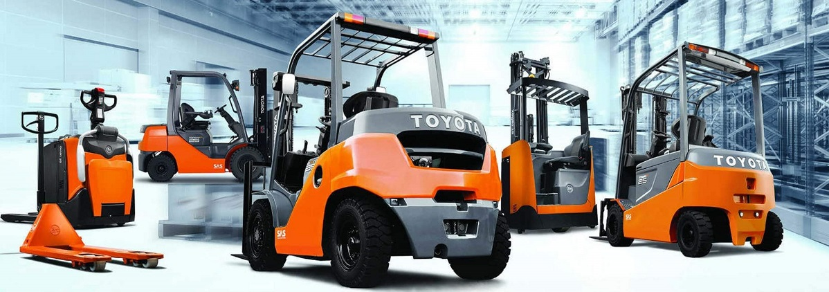 Prodaja polovnih viličara TOYOTA Lift truck Beograd Srbija